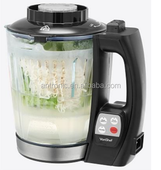 2015 800W new electric food blender soup maker with glass jug as seen on TV