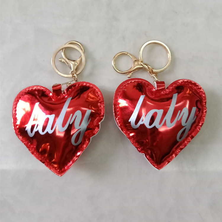 <strong>Manufacturers</strong> wholesale fashion keychain loveheart pendant accessories cartoon loveheart doll accessories small gifts