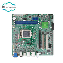 IEI IMB-H110 Micro atx motherboard of supporting LGA1151 6th Gen,Intel processor per Intel H110 and DDR4