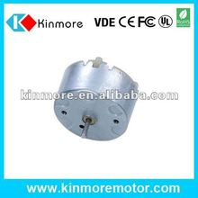 3V DC air cleaner motor RF-500TB