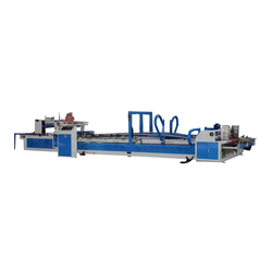 New style 220 speed cnc automatically gluing machine