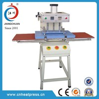 digital T shirt compressed heat transfer machine