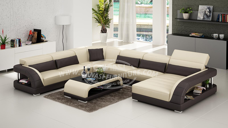 sofa set furniture design. GANASI Furniture Co.,Limited G8016 Sofa Set Design D