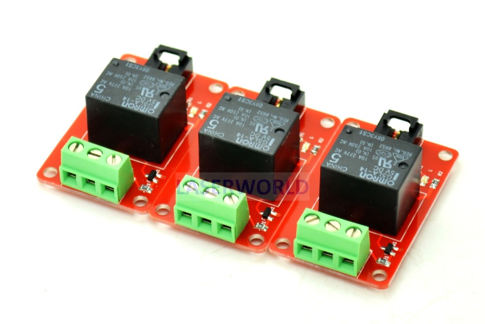 5V relay modules High level trigger 5V single-channel