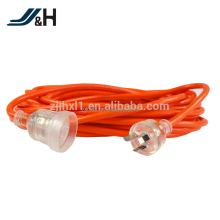 Good quality SAA Approval Australian Standard Power Extension Cord