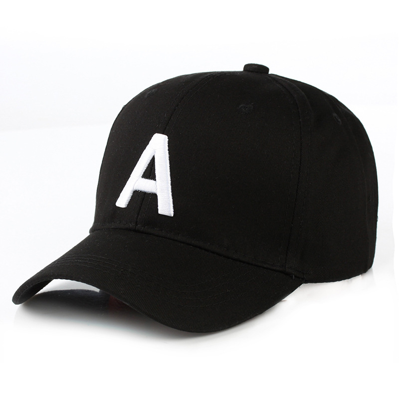 <strong>Custom</strong> black embroidered 5 panel sports baseball cap