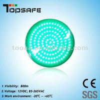 "8"" 200mm super brightness led Signal Traffic light module IP65"