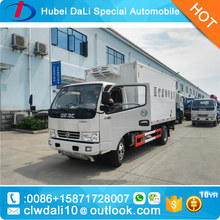 dongfeng Medical waste transporter truck unit cooling truck
