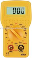 M301 Digital multimeter