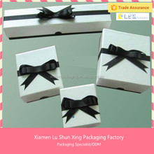 hot sell Custom new product crystal jewelry box &packing paper box