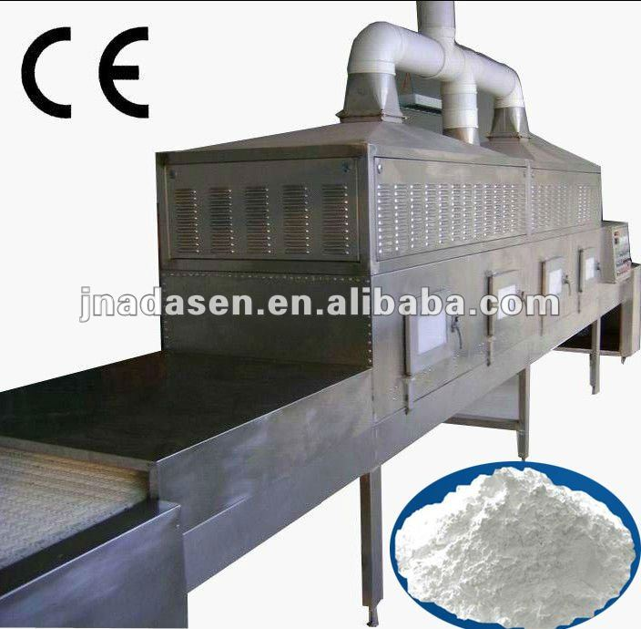 Mineral powder dryer and food Microwave Drying & Sterilizing Machine