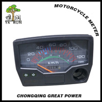 Spare Parts Meter V100 Motorcycle Speedometer