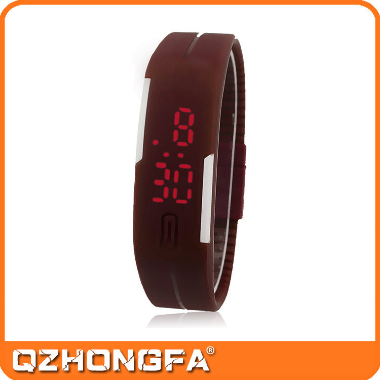 2015 As Customize Watch Touch Led Watch