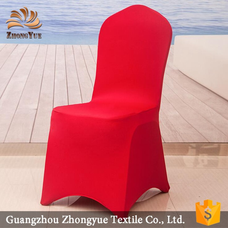 Wholesale new simple style durable chair covers hotel chair cover