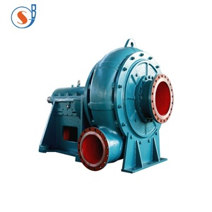 China Marine Sand Suction dredging pump