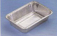 Disposable Aluminum Foil Food Container for Restaurant