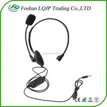 Wired Gaming Headset Headphone Microphone Chat Mic for Sony PS4 / PC Gaming Headset