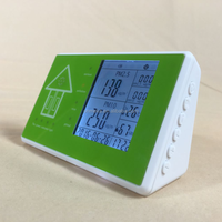 pm10 and temperature and air pollution detection
