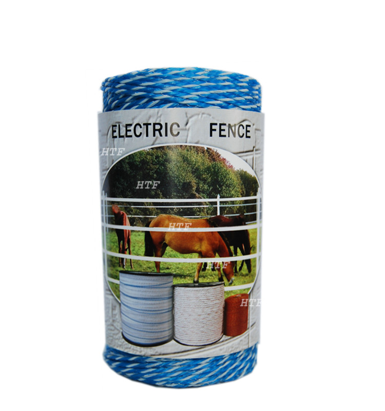 6 strands stainless steel wire electric goat farming fence