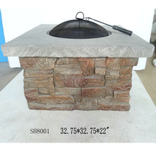 Home & Garden decoration outdoor fire pit brazier table