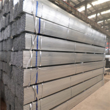 galvanized pipe and pvc coated 40mm gi pipe/tube pre-galvanzied square/rectangular tube