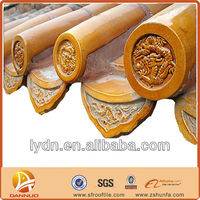 Hanson introduce Chinese style roof tiles