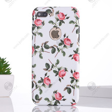 Case for iPhone 7 Silicon Phone Back Cover IMD Full Protective Ultra-thin TPU Coque For iPhone7 Plus