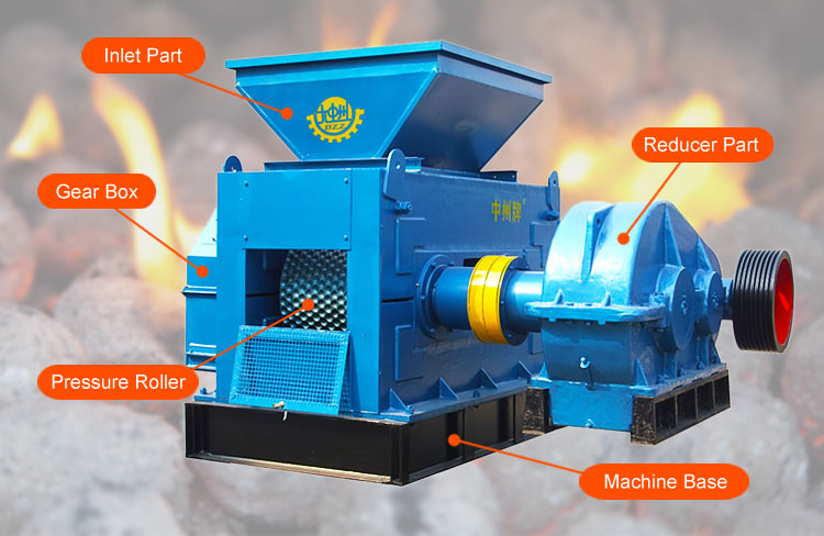 26 years experience hydraulic briquetting machine