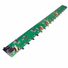 Manufacturing 16 port usb hub pcb footprint circuit bare board for sale