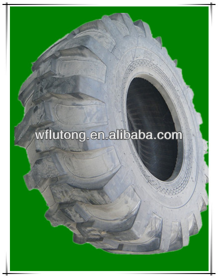 backhoe tires 19.5l-24 used in industrial vechicles