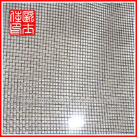 anping Black Fiberglass Window screen factory