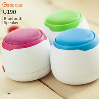 Wireless System Portable Bluetooth Computer Speaker