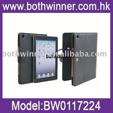 Hot selling leather case cover for nook color RO 28