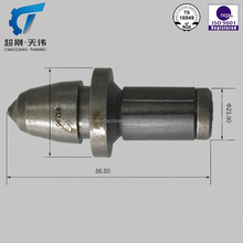 ISSO 9001 Carbon steel Cutting pick Drill bits 88L*20OD