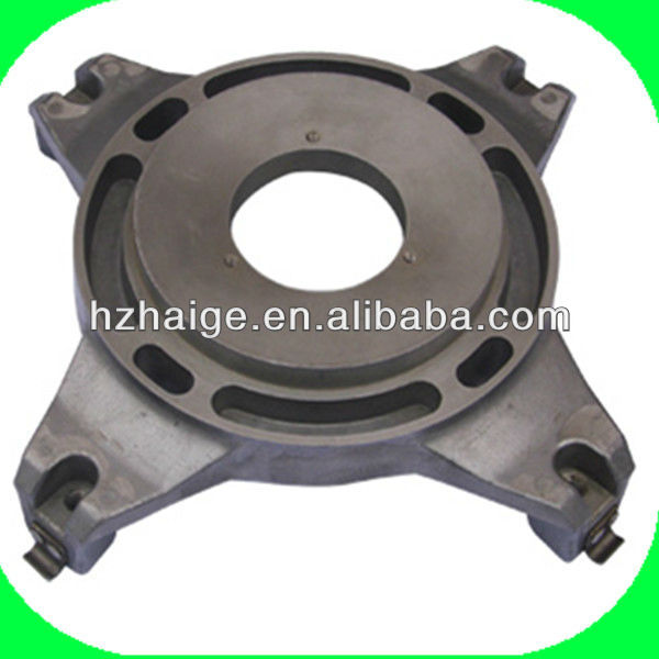 customized die casting zl50f cherry machinery spare parts