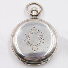 koda engravable japan movt quartz antique pocket watches men