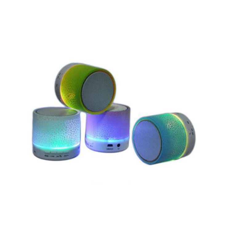 Newest wireless blue tooth speaker portable music bluetooth lamp speaker