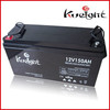 Kweight Battery prices 12V 150AH dry batteries for ups