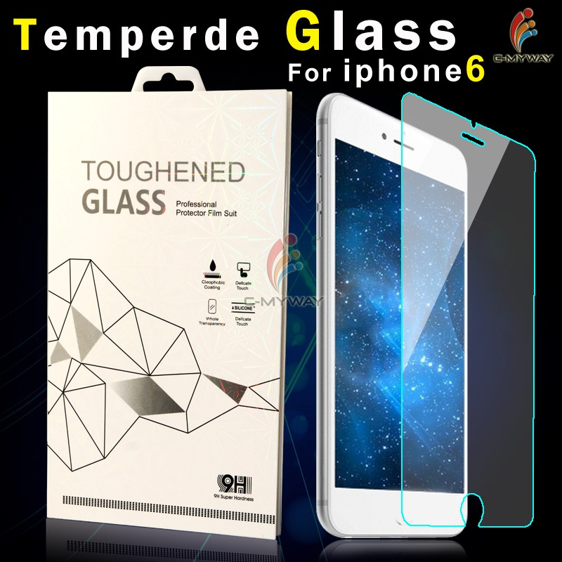 Kingkong Glass Oleophobic Coating Clear Matte Anti-Shock 9H 2.5D Mobile Phone tempered glass screen protector for iPhone 5 5c 5s