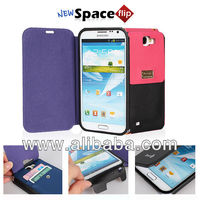 Mobile phone case, smartphone case cover - New Space Flip Made in Korea