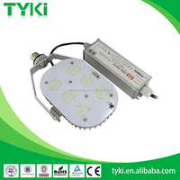 5 years warranty china supplier 150W IP65 led solar retrofit kits with UL CE ROHS approved