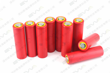 High Drain 3.7V 2600mAh 20A Sanyo UR18650NSX 18650 rechargeable e-cigar li-ion battery