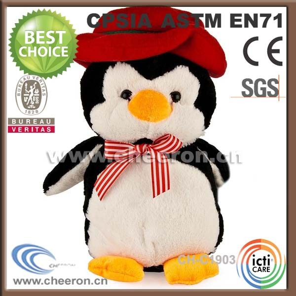 Promotion stuffed plush penguin, baby penguins for sale, white penguin stuffed animals