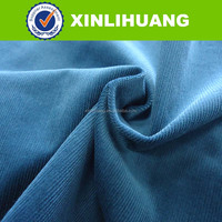 Wholesale soft corduroy upholstery fabric for women dress