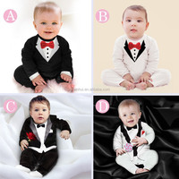 Baby Rompers for Boy Girls Brace Style Overalls Baby Clothes Newborn Costume Jumpsuit Jeans Boy Dress Mix-020