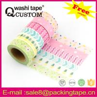 Printing washi tape 36mm for stationery