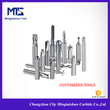 cnc corner radius end mill cutting tool