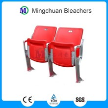 Cancer floor mounted theater seating chairs outdoor football stadium equipment