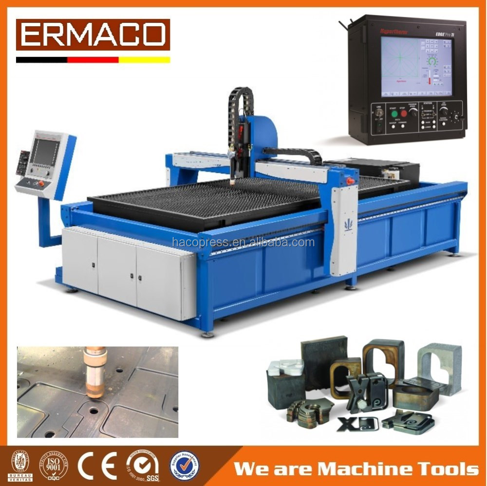 High accuracy! hot sale used cnc plasma cutting machines to Europe