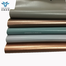 soft pu sofa leather raw material for sofa bed and furniture
